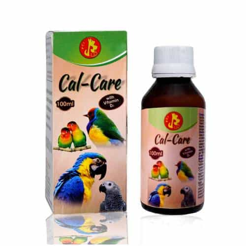 pet-care-international-pci-cal-care-to-provide-essential-calcium-for-healthy-bird-healthcare-pack-of-2-100ml