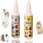 pet-care-international-pci-ultra-fur-vita-c-to-provide-healthy-long-hairs-and-vitamin-c-for-rodents-including-hamsters-rabbit-guinea-pigs-mice-dwarf-gerbill-sugar-gliders-combo-30ml