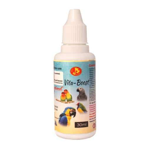 pet-care-international-pci-vita-boost-to-provide-essential-vitamins-for-healthy-bird-healthcare-pack-of-2-30ml